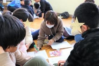 新潟市立五十嵐小学校においてワークショップを行いました_c0167632_13551942.jpg
