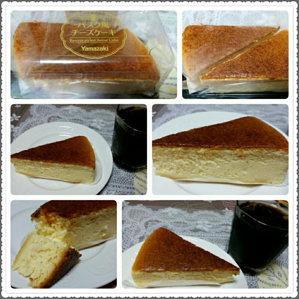 チーズ ケーキ 風 バスク