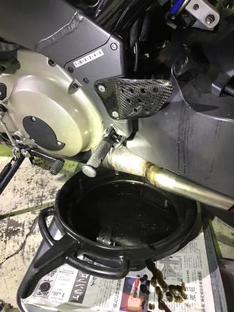 Buell FIREBOLT XB12R 整備続き 6/5/2020_c0133351_19253316.jpg