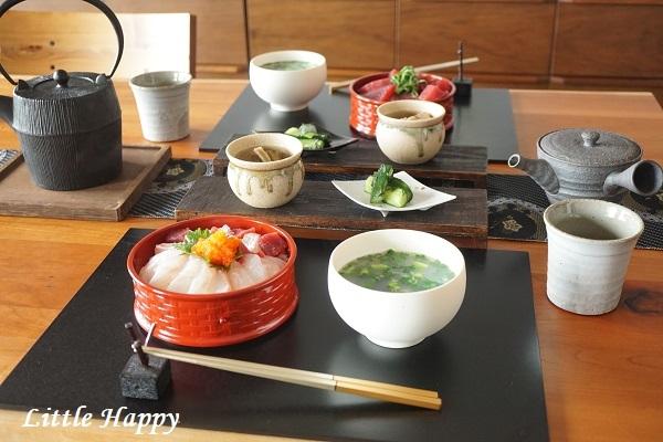 日曜はおうち定食屋開店_d0269651_21521964.jpg