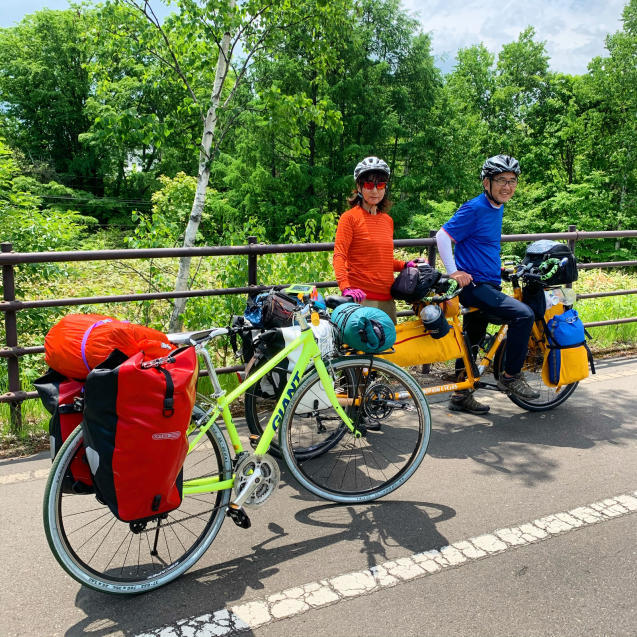 自転車でソロキャンプに行ってきました!_d0197762_22585921.jpg
