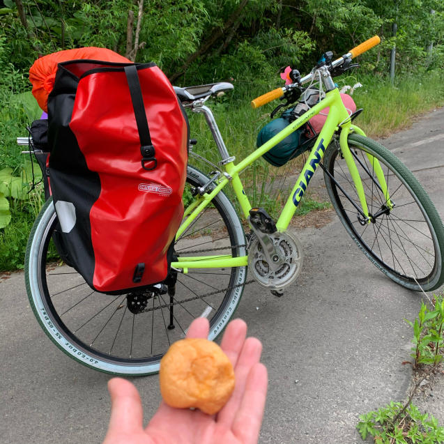 自転車でソロキャンプに行ってきました!_d0197762_23050990.jpg