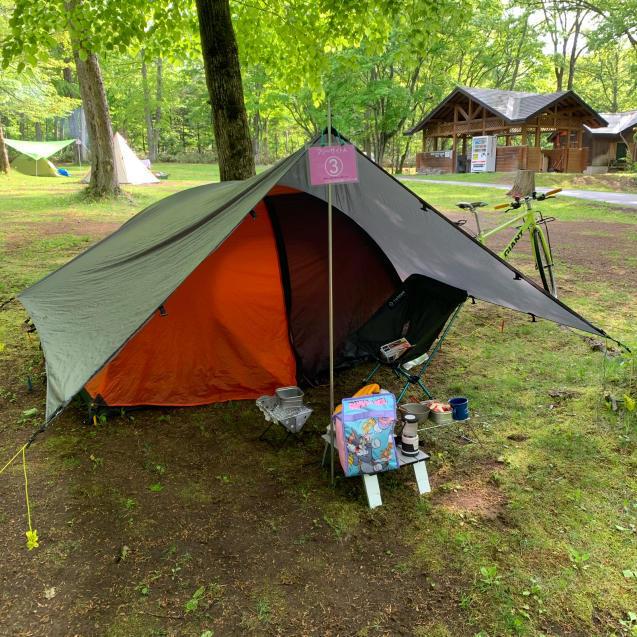 自転車でソロキャンプに行ってきました!_d0197762_23195355.jpg
