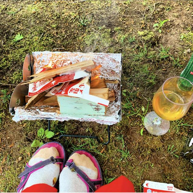 自転車でソロキャンプに行ってきました!_d0197762_23264817.jpg
