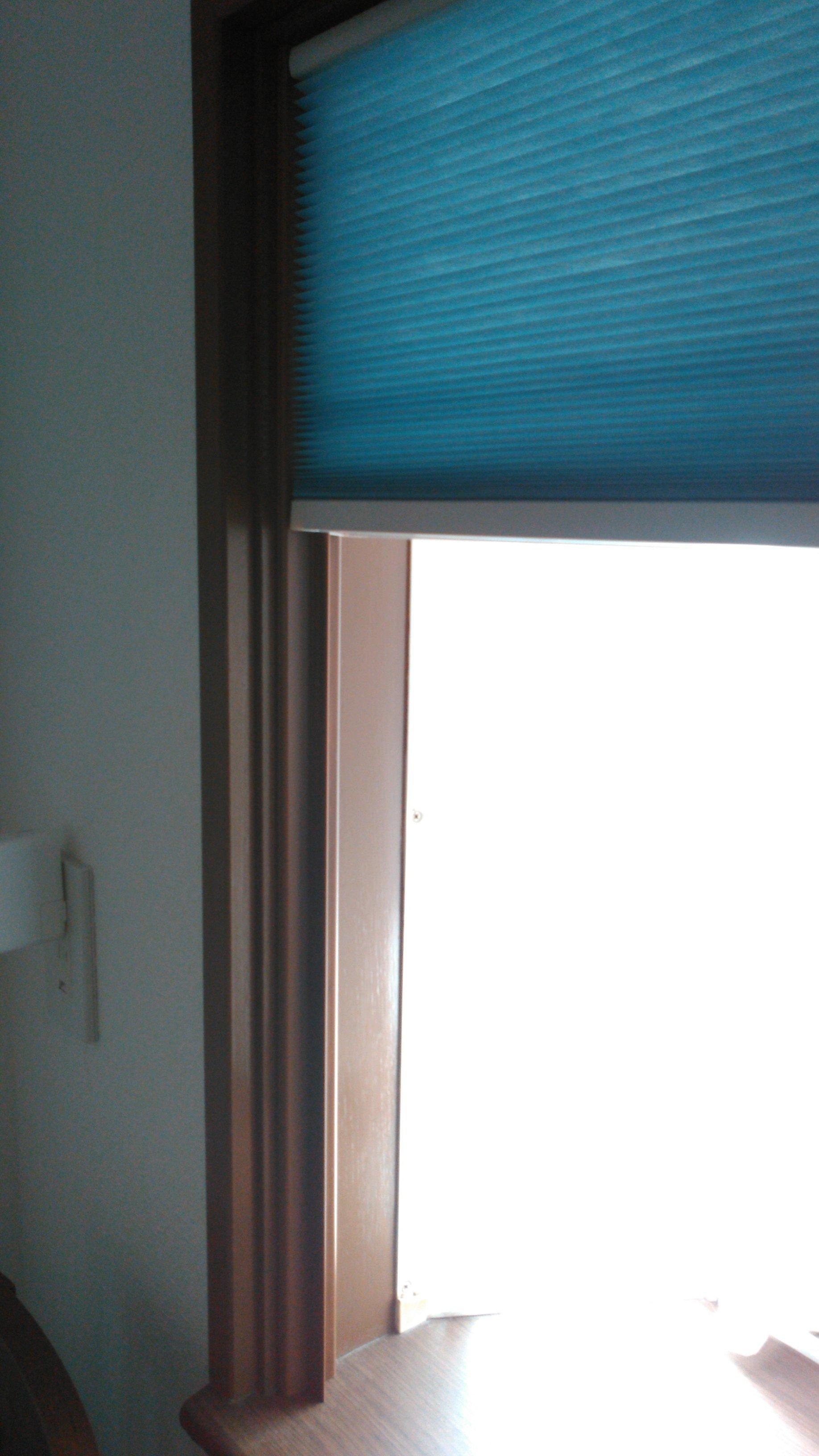 窓の断熱 セイキの『ハニカムサーモスクリーン』 モリス正規販売店のブライト_c0157866_19593126.jpg