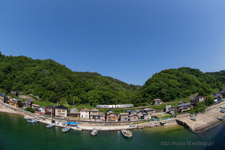 日本海沿い初夏風景_e0214470_08555856.jpg