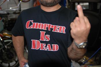 Chopper Is Dead再入荷いたしました_c0404676_11352463.jpg