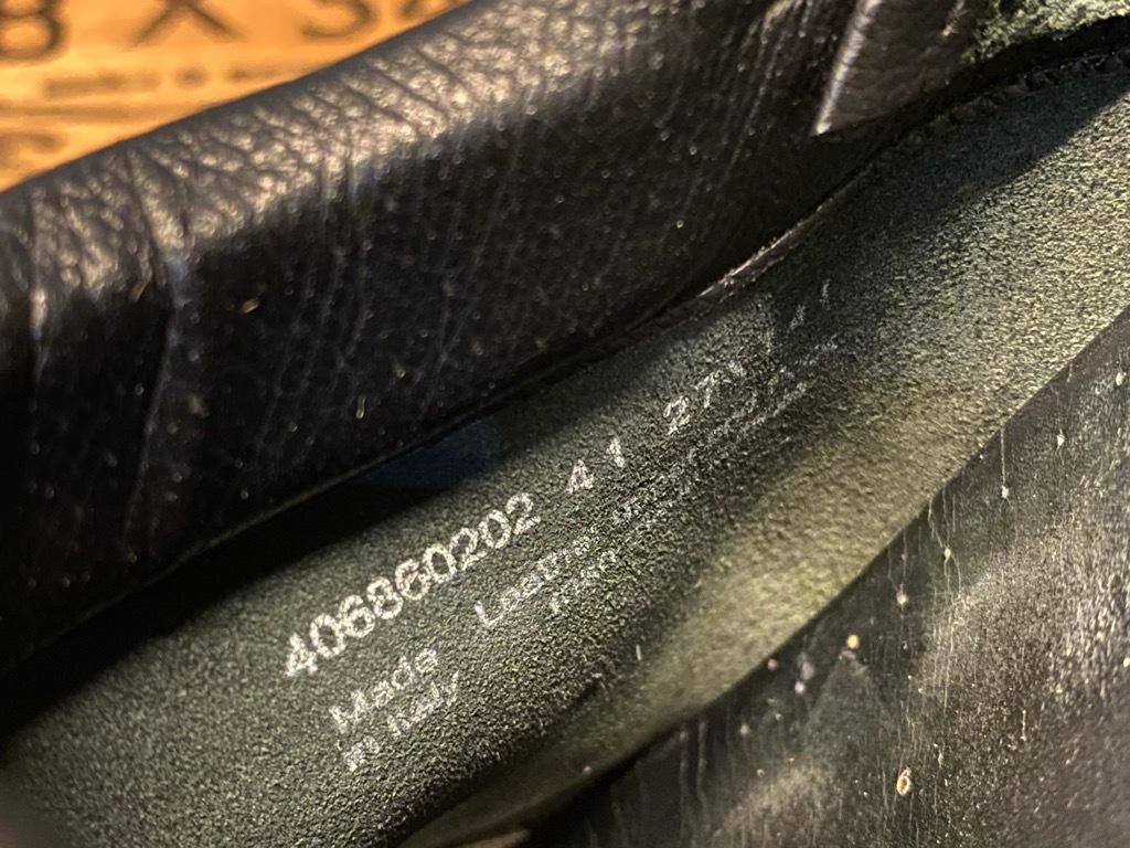 6月6日(土)マグネッツ大阪店スーペリア入荷日!#5 Leather編! Coach,Shoes,Belt & RealFurMat!!_c0078587_14113717.jpg