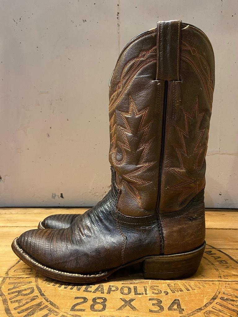 6月6日(土)マグネッツ大阪店スーペリア入荷日!#5 Leather編! Coach,Shoes,Belt & RealFurMat!!_c0078587_14345365.jpg