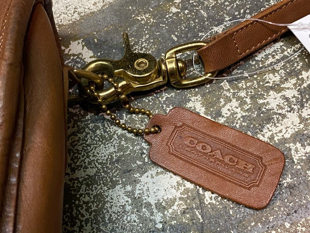 6月6日(土)マグネッツ大阪店スーペリア入荷日!#5 Leather編! Coach,Shoes,Belt & RealFurMat!!_c0078587_14533801.jpg