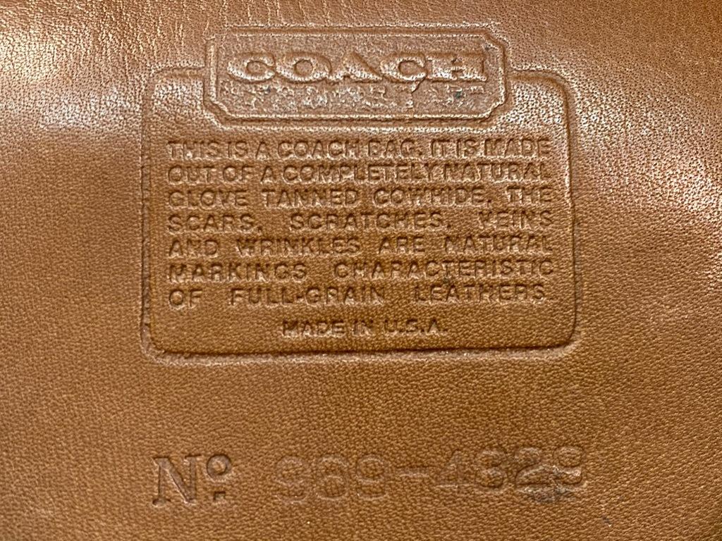 6月6日(土)マグネッツ大阪店スーペリア入荷日!#5 Leather編! Coach,Shoes,Belt & RealFurMat!!_c0078587_14533815.jpg