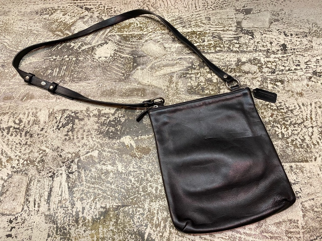 6月6日(土)マグネッツ大阪店スーペリア入荷日!#5 Leather編! Coach,Shoes,Belt & RealFurMat!!_c0078587_14550287.jpg