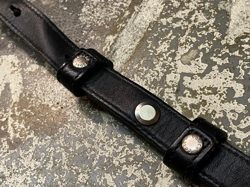 6月6日(土)マグネッツ大阪店スーペリア入荷日!#5 Leather編! Coach,Shoes,Belt & RealFurMat!!_c0078587_14550756.jpg
