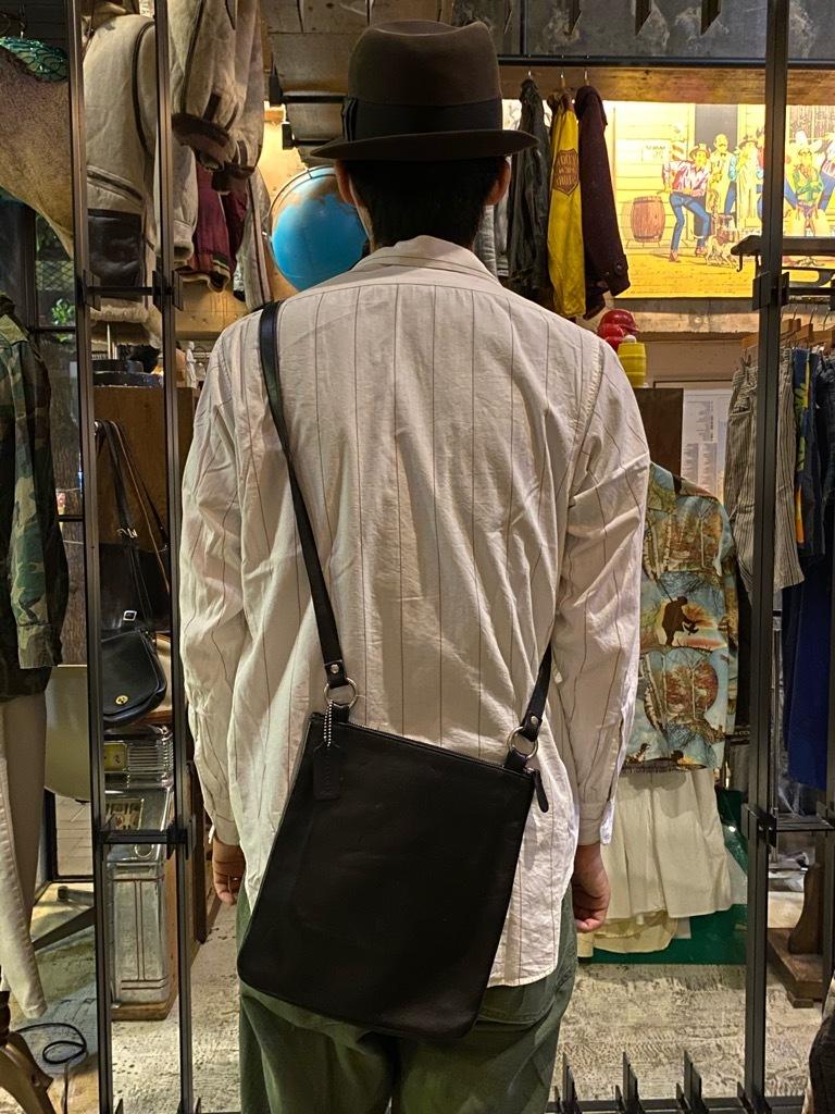 6月6日(土)マグネッツ大阪店スーペリア入荷日!#5 Leather編! Coach,Shoes,Belt & RealFurMat!!_c0078587_14562548.jpg