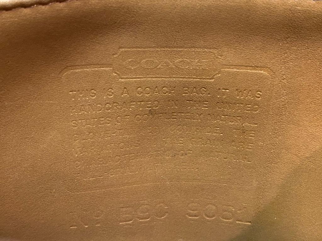6月6日(土)マグネッツ大阪店スーペリア入荷日!#5 Leather編! Coach,Shoes,Belt & RealFurMat!!_c0078587_14565619.jpg