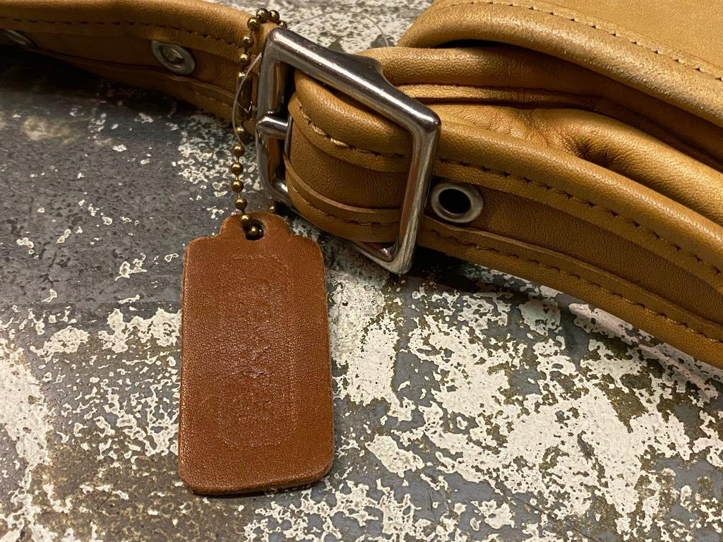 6月6日(土)マグネッツ大阪店スーペリア入荷日!#5 Leather編! Coach,Shoes,Belt & RealFurMat!!_c0078587_14565685.jpg