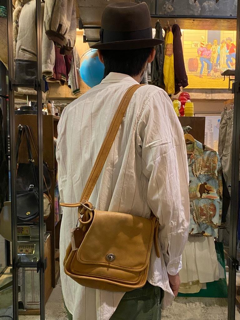 6月6日(土)マグネッツ大阪店スーペリア入荷日!#5 Leather編! Coach,Shoes,Belt & RealFurMat!!_c0078587_14570397.jpg