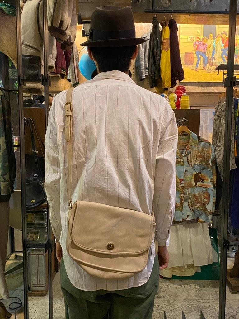 6月6日(土)マグネッツ大阪店スーペリア入荷日!#5 Leather編! Coach,Shoes,Belt & RealFurMat!!_c0078587_14583547.jpg
