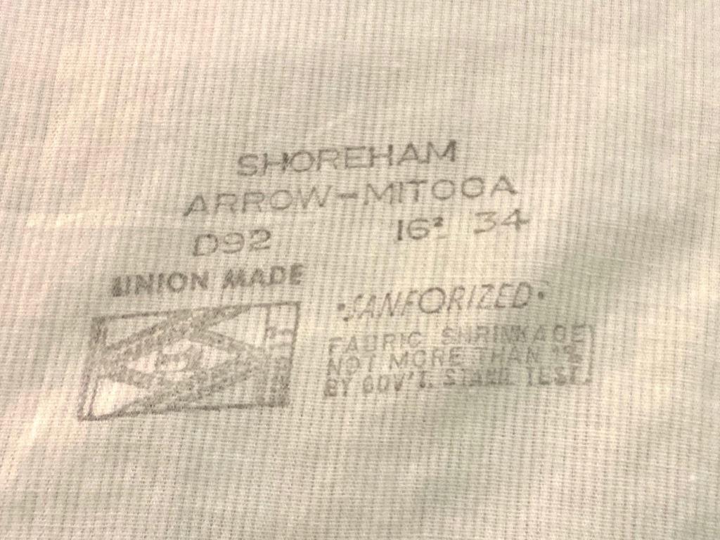 マグネッツ神戸店 白シャツも様々。_c0078587_15361959.jpg