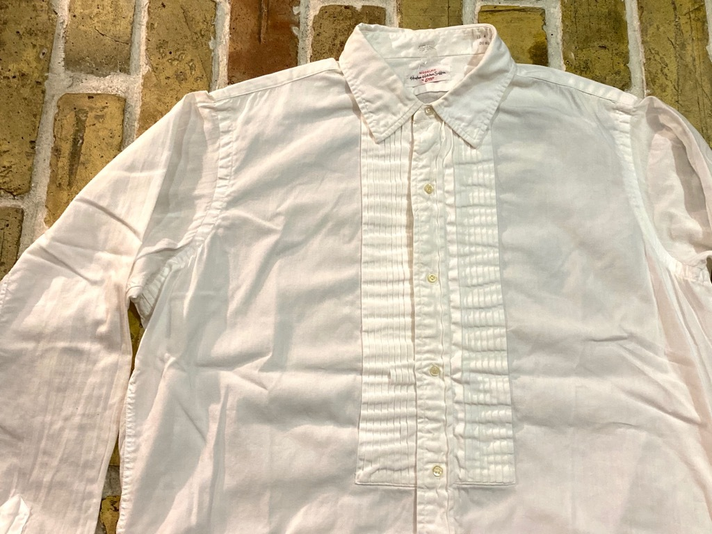 マグネッツ神戸店 白シャツも様々。_c0078587_15371622.jpg