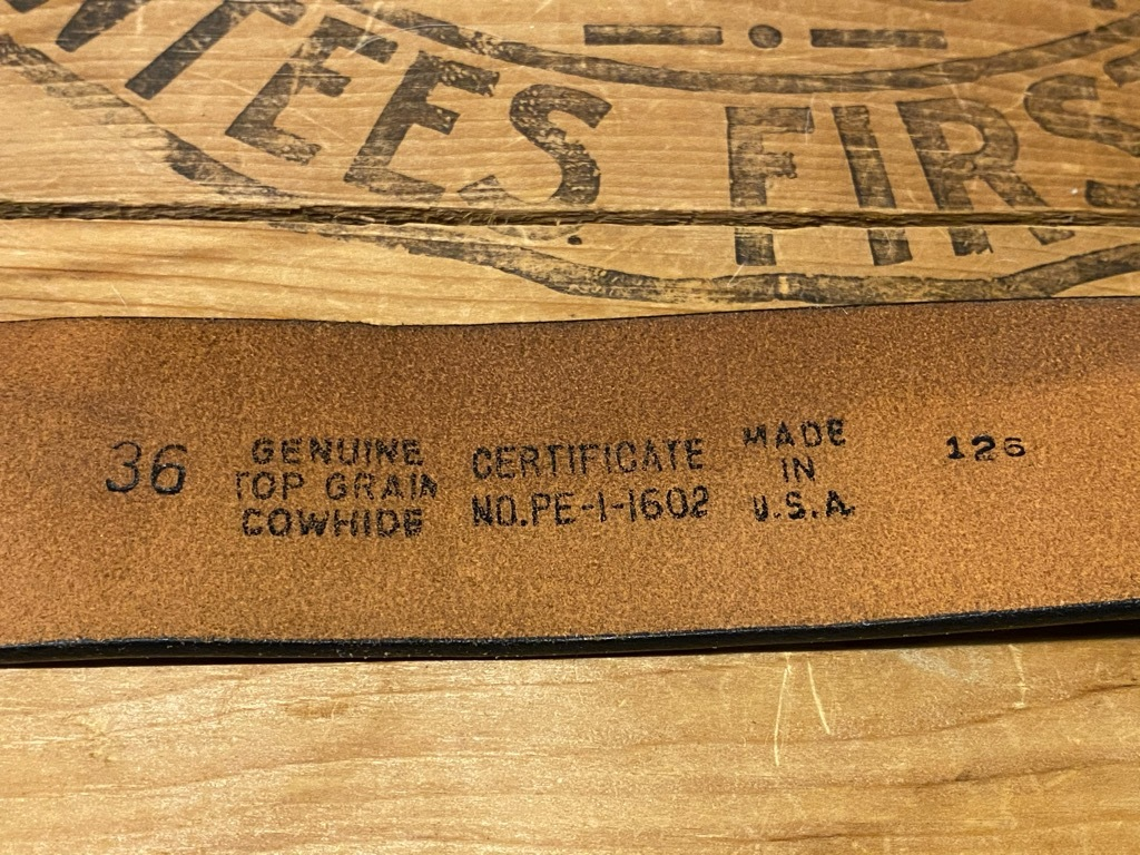 6月6日(土)マグネッツ大阪店スーペリア入荷日!#5 Leather編! Coach,Shoes,Belt & RealFurMat!!_c0078587_15470527.jpg