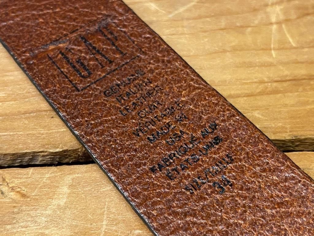 6月6日(土)マグネッツ大阪店スーペリア入荷日!#5 Leather編! Coach,Shoes,Belt & RealFurMat!!_c0078587_15485711.jpg