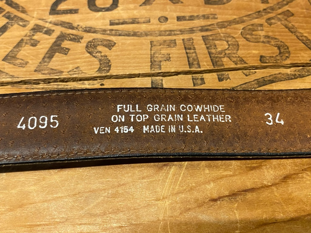 6月6日(土)マグネッツ大阪店スーペリア入荷日!#5 Leather編! Coach,Shoes,Belt & RealFurMat!!_c0078587_15493228.jpg