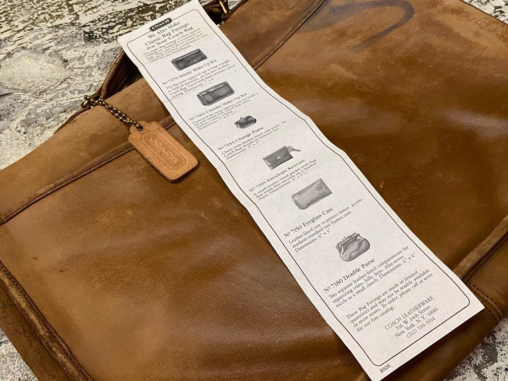 6月6日(土)マグネッツ大阪店スーペリア入荷日!#5 Leather編! Coach,Shoes,Belt & RealFurMat!!_c0078587_17230075.jpg
