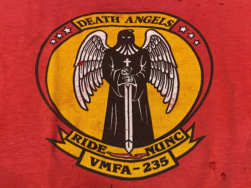 6月6日(土)マグネッツ大阪店スーペリア入荷日!#6 T-Shirt & Cap編! DEATH ANGELS & NEW ERA!!_c0078587_21463923.jpg