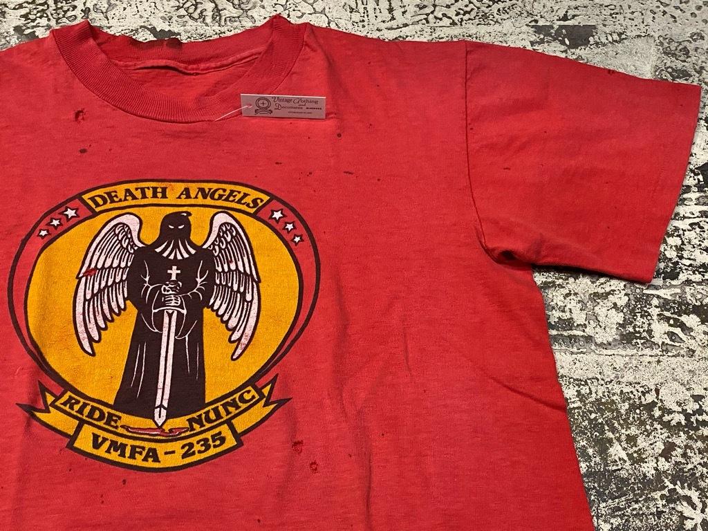 6月6日(土)マグネッツ大阪店スーペリア入荷日!#6 T-Shirt & Cap編! DEATH ANGELS & NEW ERA!!_c0078587_21463935.jpg