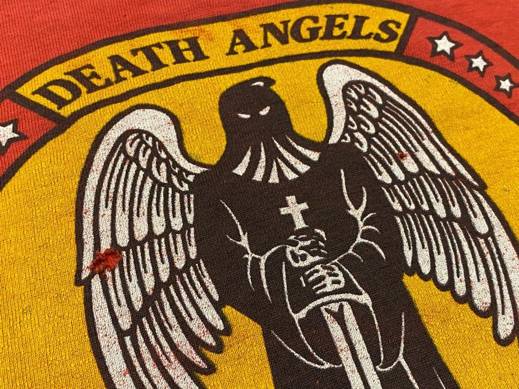 6月6日(土)マグネッツ大阪店スーペリア入荷日!#6 T-Shirt & Cap編! DEATH ANGELS & NEW ERA!!_c0078587_21464032.jpg