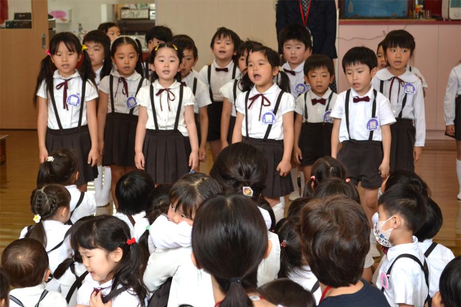 上宮第一幼稚園「花まつり」_d0353789_14283868.jpg