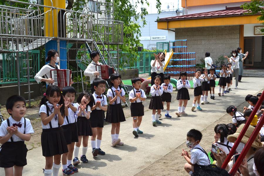 上宮第一幼稚園「花まつり」_d0353789_14294541.jpg