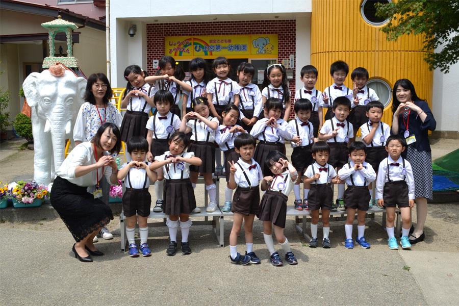 上宮第一幼稚園「花まつり」_d0353789_14295205.jpg