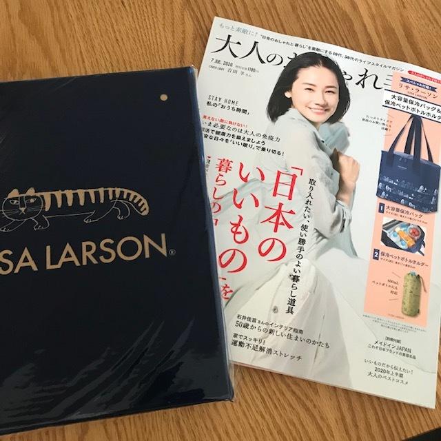 付録に釣られて買った雑誌_f0204295_16395615.jpg