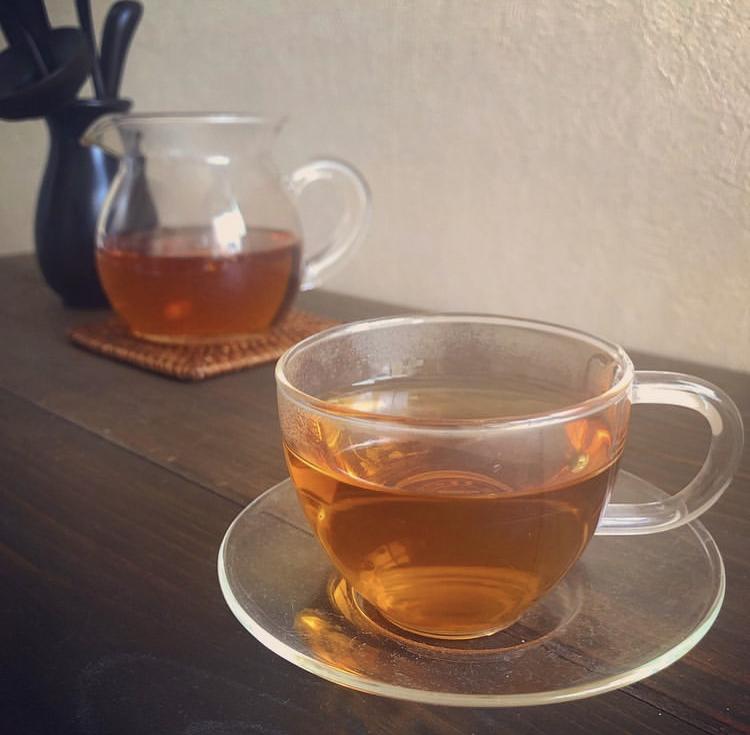 【金駿眉紅茶】落ち着いた甘さと香りに癒されて_c0400703_12314508.jpg