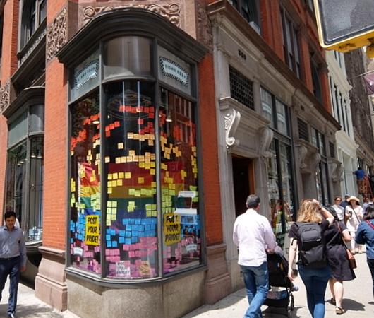 今年、ニューヨークのゲイ・パレード(LGBTQ+ NYC Pride Rally)はバーチャル開催へ_b0007805_23282664.jpg