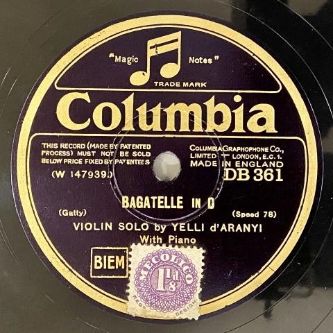 通販サイトにクラシック、ヴァイオリンのSPをアップしました_a0047010_17292123.jpg