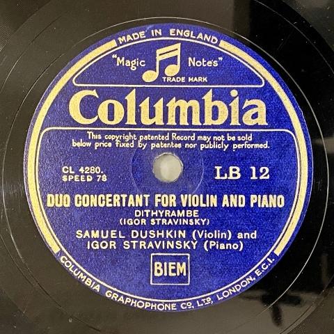 通販サイトにクラシック、ヴァイオリンのSPをアップしました_a0047010_17295845.jpg