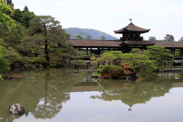 平安神宮 神苑の花菖蒲など_e0048413_20254564.jpg