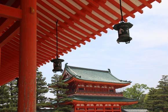 平安神宮 神苑の花菖蒲など_e0048413_20263760.jpg
