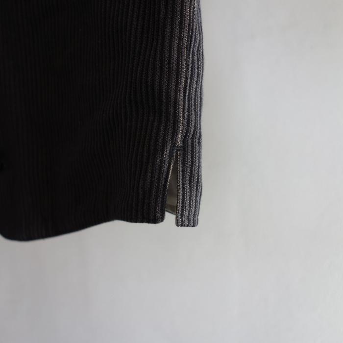 8月の製作 / DA classic stripe waistcoat_e0130546_13444698.jpg
