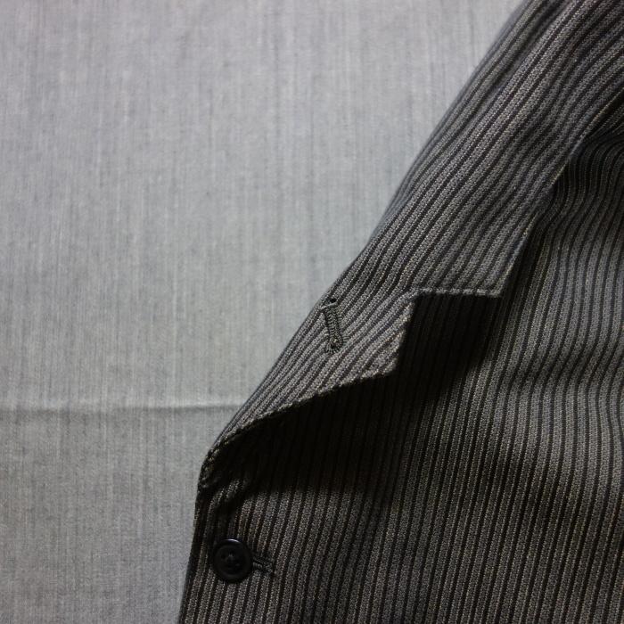 8月の製作 / DA classic stripe waistcoat_e0130546_13455237.jpg