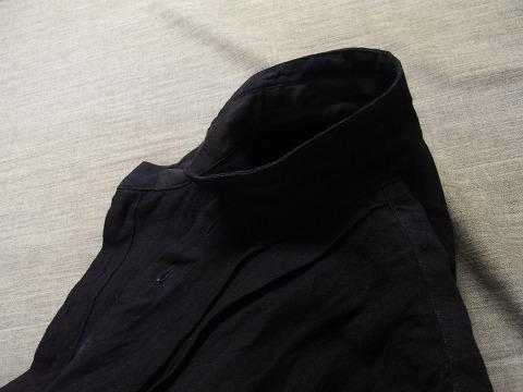 7月の製作 / french victorians heavylinen shirt_e0130546_15283124.jpg