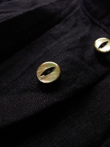 7月の製作 / french victorians heavylinen shirt_e0130546_15285176.jpg