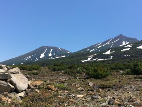 望岳台から雲の平まで_e0326953_19172208.jpg