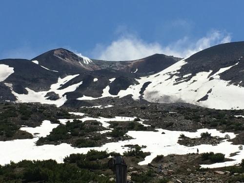 望岳台から雲の平まで_e0326953_19191974.jpg