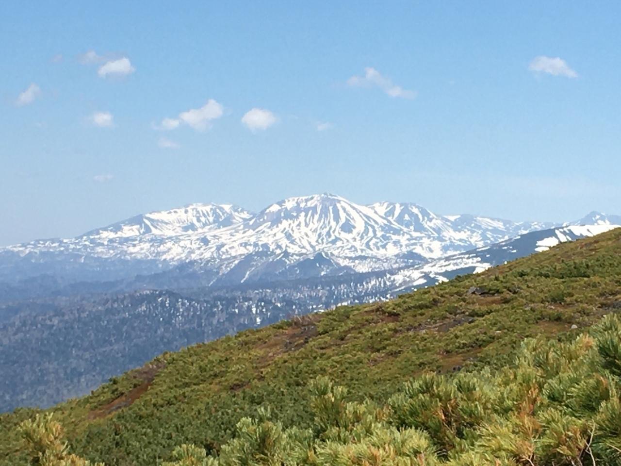 望岳台から雲の平まで_e0326953_19215841.jpg