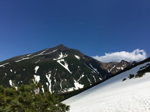 望岳台から雲の平まで_e0326953_19245918.jpg