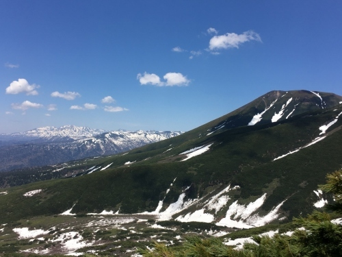 望岳台から雲の平まで_e0326953_19285946.jpg